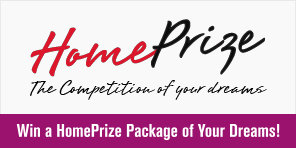 Win a HomePrize Package of Your Dreams!